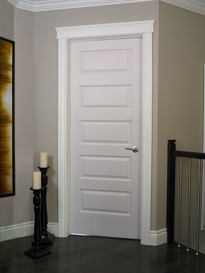 Rockport Smooth Finish Moulded Interior Door Doors Interio Flickr