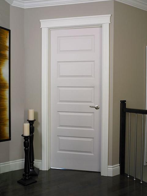 Flat Door Trim