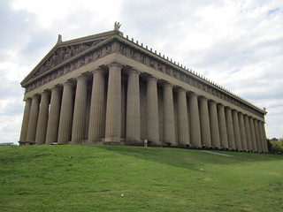 The Parthenon in Nashville | by middlerun