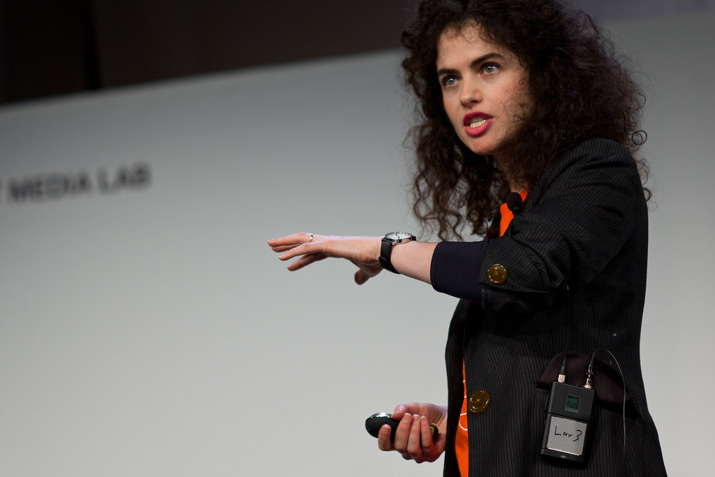 Neri Oxman Fabricating Networks Notes On Biologically