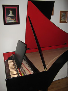 Small Harpsichord | by susanvg