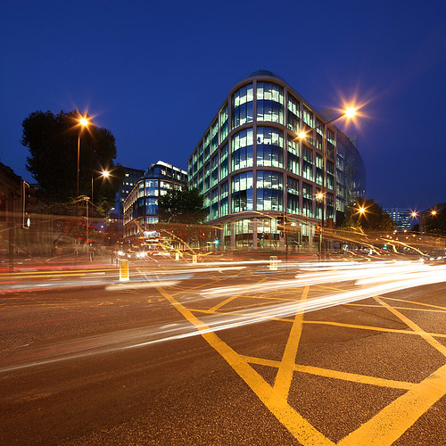 Euston Road - London | by david.bank (www.david-bank.com)