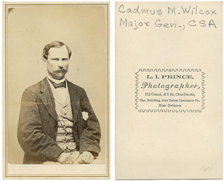 [Major General Cadmus Marcellus Wilcox, Confederate States Army] | by SMU Central University Libraries