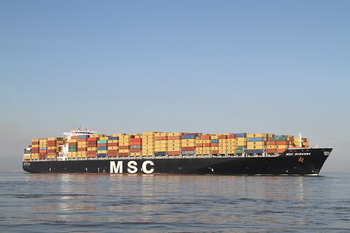 MSC Susanna | by angelo vlassenrood