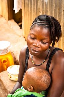 Mother Sierra Leone