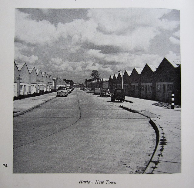 ian nairn your england revisited harlow essex 1964. Black Bedroom Furniture Sets. Home Design Ideas
