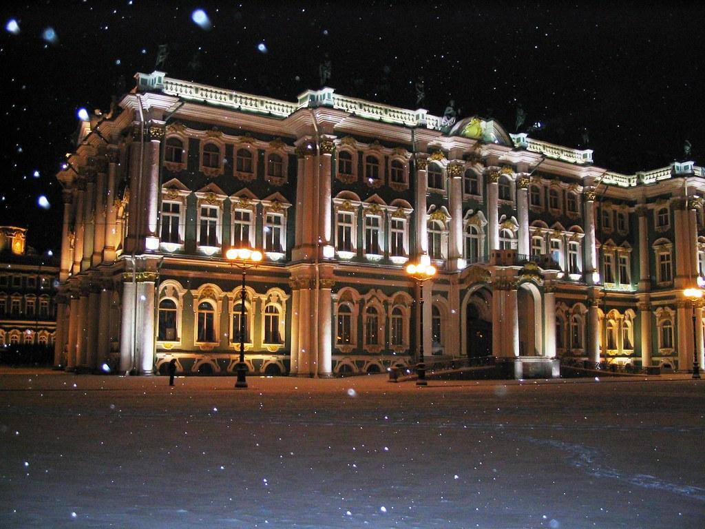 Varie ed eventuali il palazzo d 39 inverno for Architetto italiano famoso
