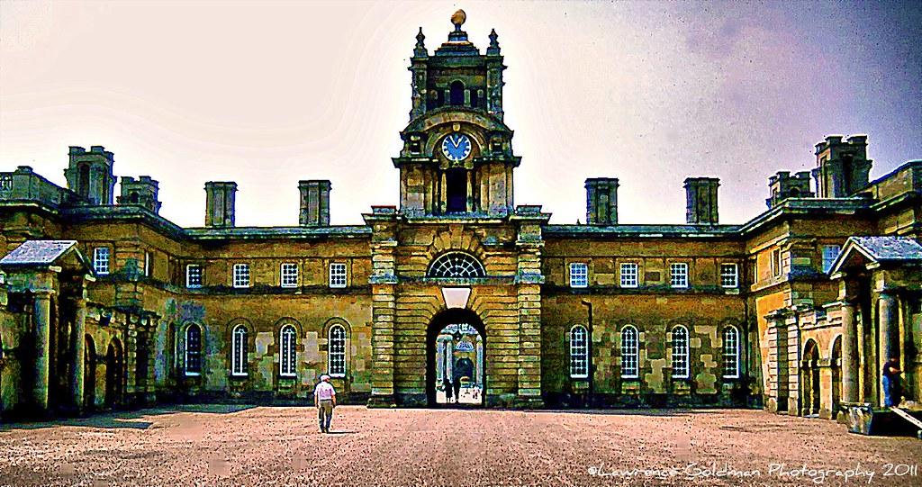 make the u turn under the big clock interior court blen flickr