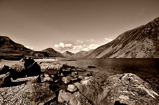 Wastwater .Cumbria.The Lake District | by judder1952
