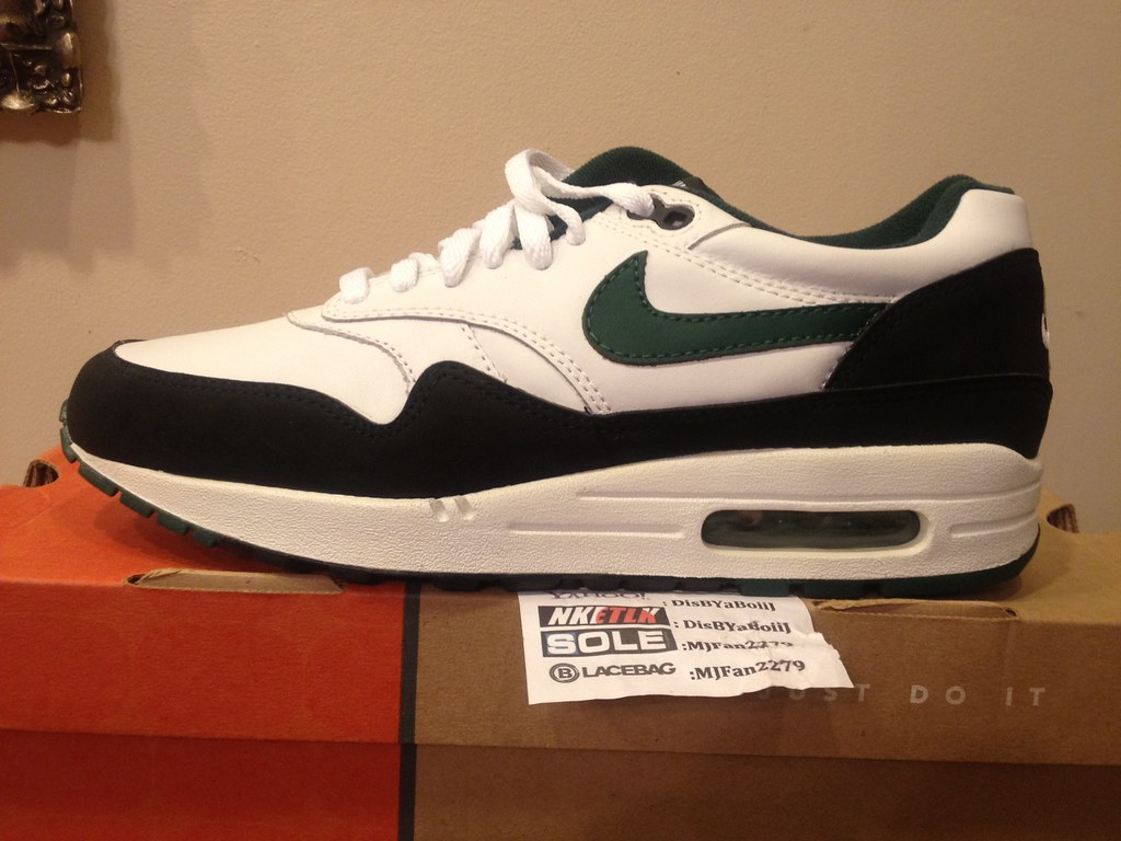 Air Max 1 Forest Green