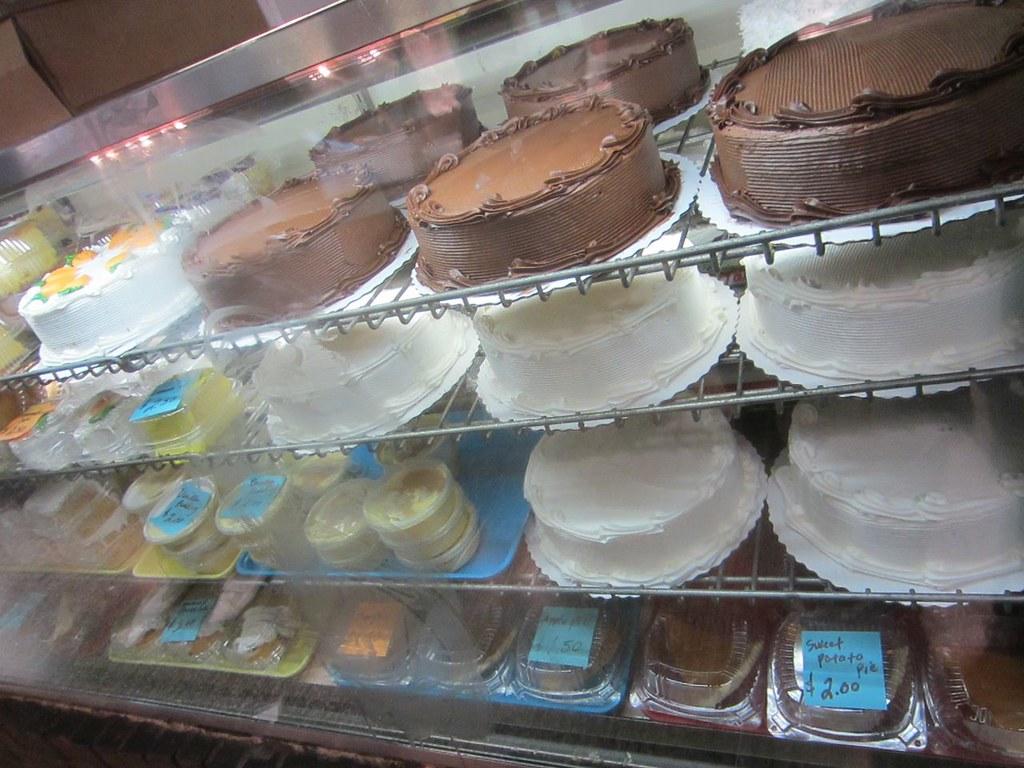 Muhly S Bakery Baltimore Peach Cake