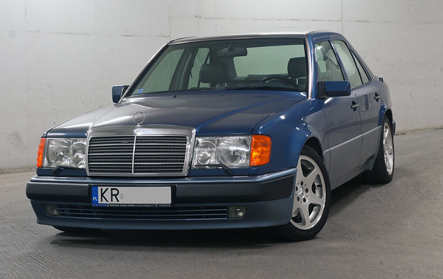 1993 mercedes benz 500e w124 flickr photo sharing for Mercedes benz 500 e