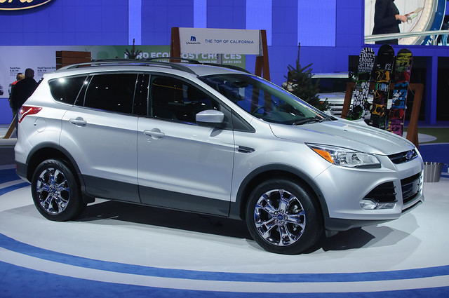 2013 ford escape us flickr photo sharing. Black Bedroom Furniture Sets. Home Design Ideas