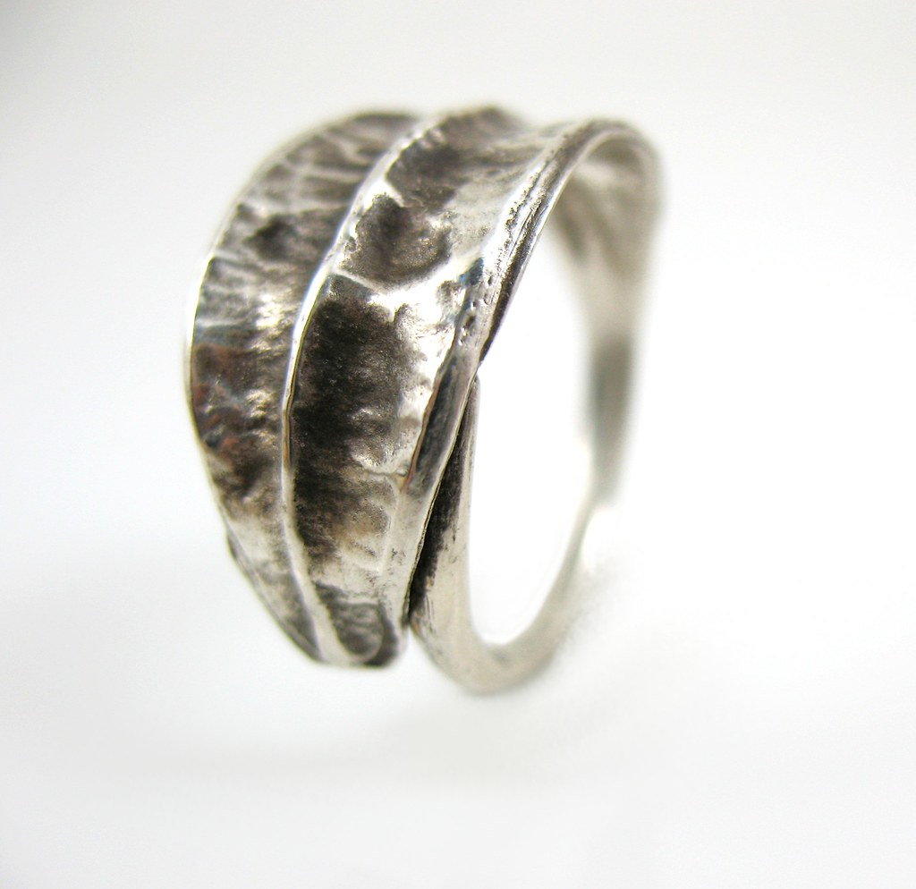 Ring Sterling Silver Ht  Makers Mark