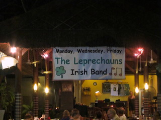 I couldn't stop giggling at the notion of an Irish band for tourists in Indonesia | by seattlerachel