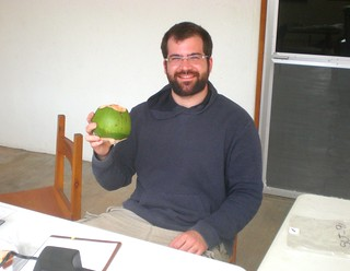 ANTH Major Sam Shortle takes a break from his research in Mexico | by Liberal Arts Voices