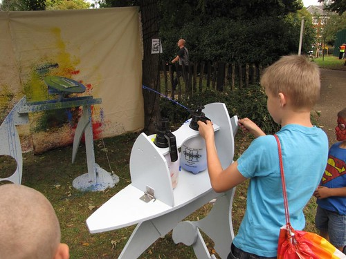The Elephant and Nun Festival 2011 | by Art in the Park pics