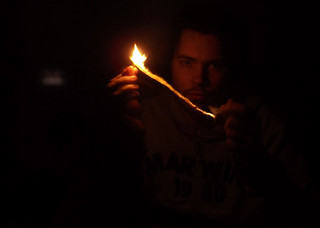 Playing with matches  (Self Portrait) | by werkis2