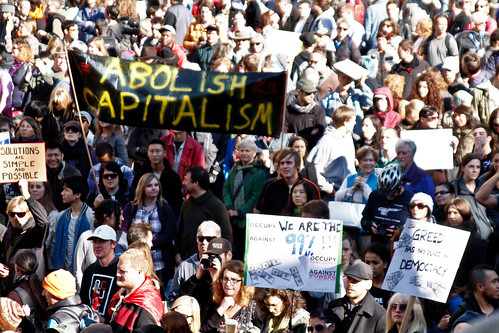 Abolish Capitalism | by Michael Tedesco