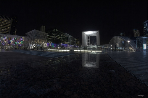 Grand 8 de La Défense | by FOCUS404