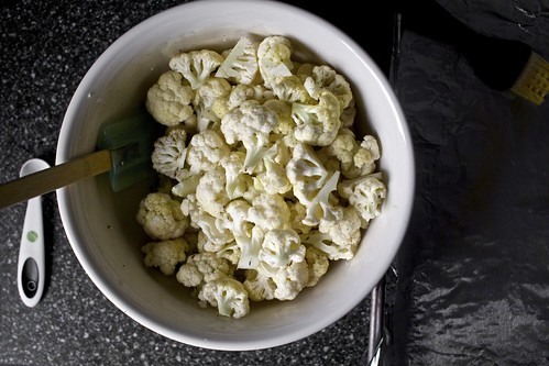 florets | Cumin Seed Roasted Cauliflower with Salted ...