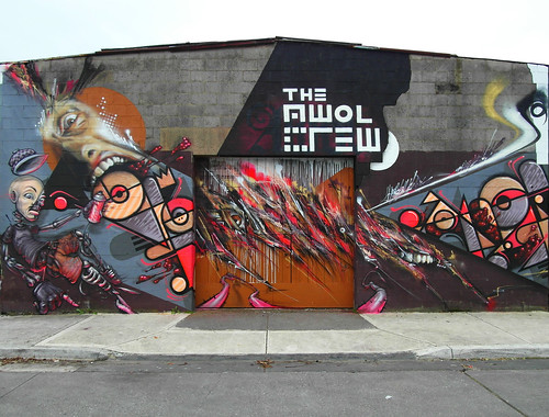 AWOL CREW Melbourne 2011 | by SLICER AWOL