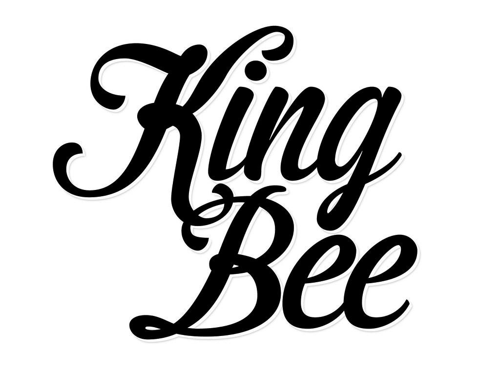 ... King Bee logo idea | by DanBrady