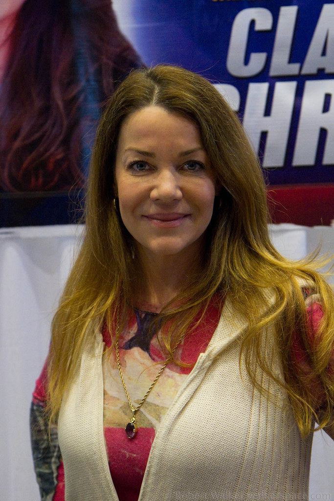 Mid Ohio Con Claudia Christian Walkerspace Flickr