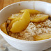 oatmeal maple sauteed apples 5