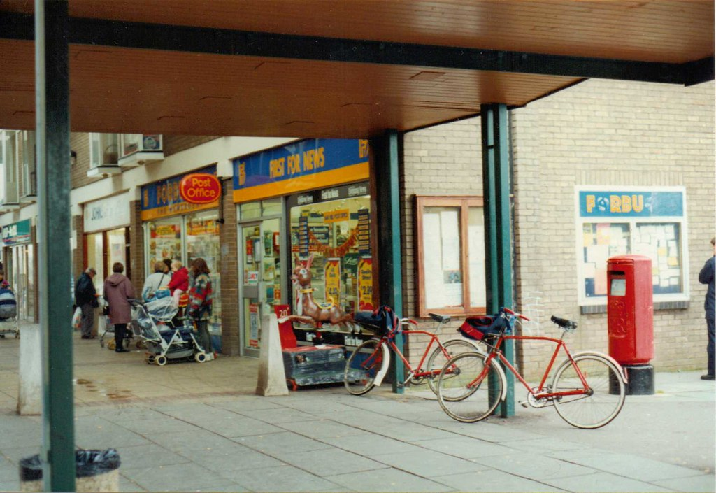 the old shops at bar hill