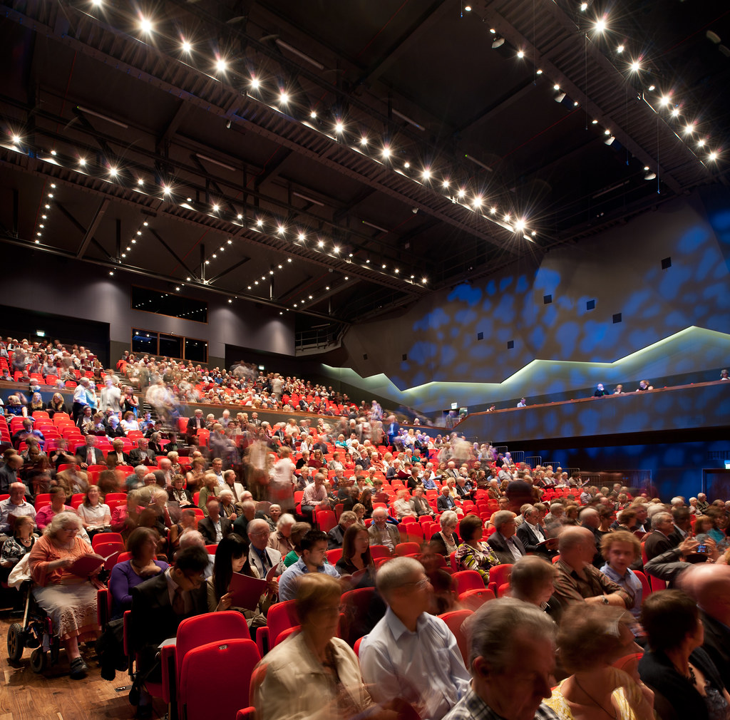 G Live / Guildford Civic - Austin-Smith:Lord - Auditorium ...