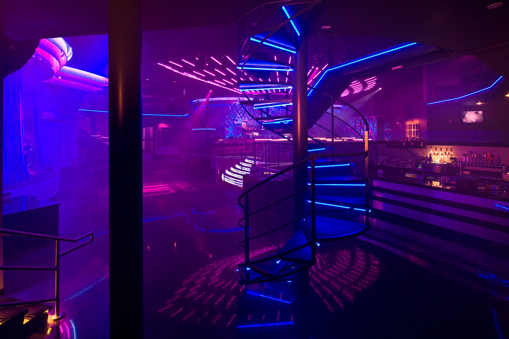 Interior Nightclub Design Nightclub Theming Interior L Flickr