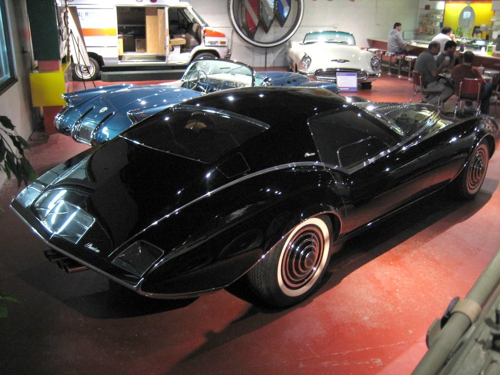 1977 Buick Phantom | This car sucks light like a black ...
