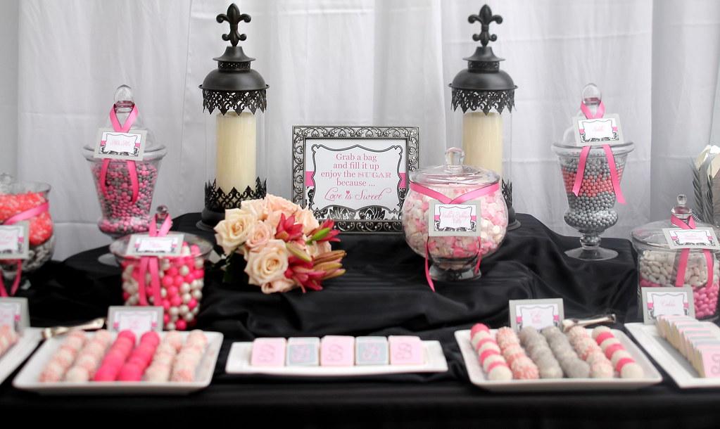 Lavender Grey Cake Wedding