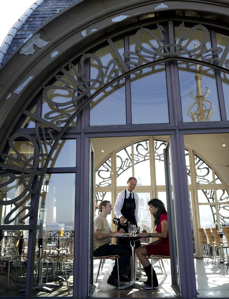 Mim Muziekinstrumentenmuseum Restaurant Brussels Flickr