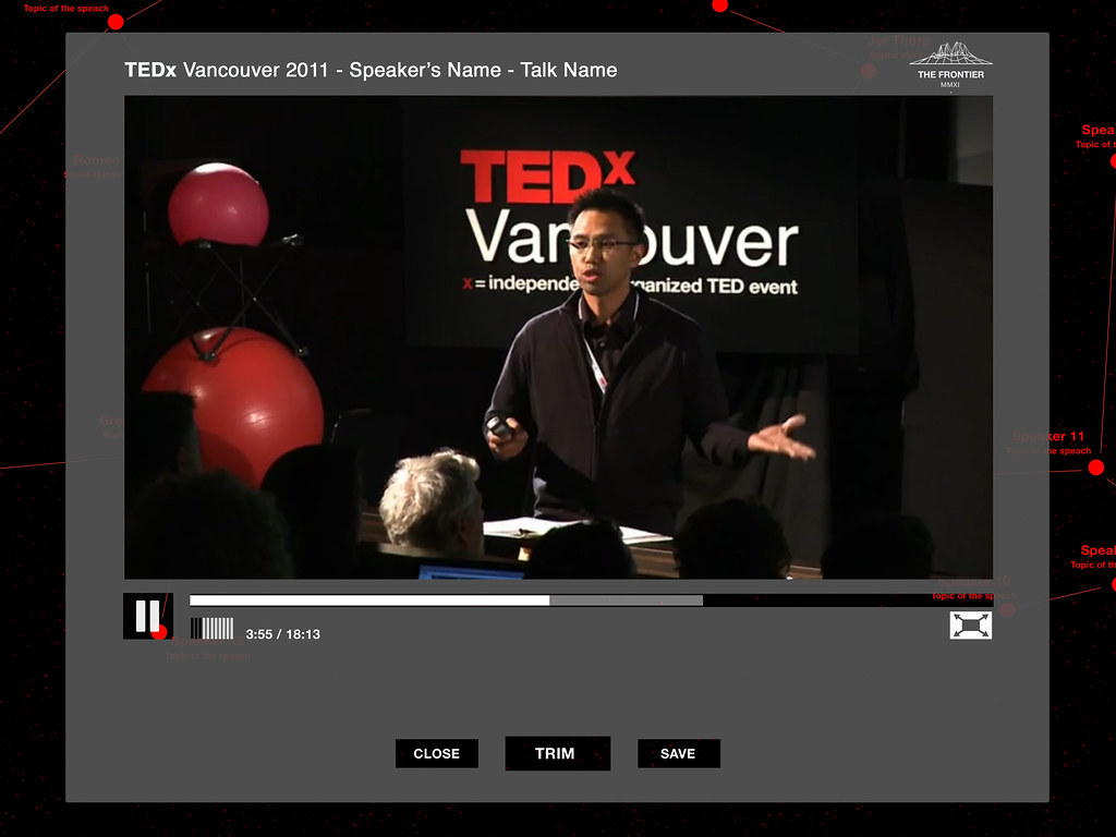 Tedx talks online dating