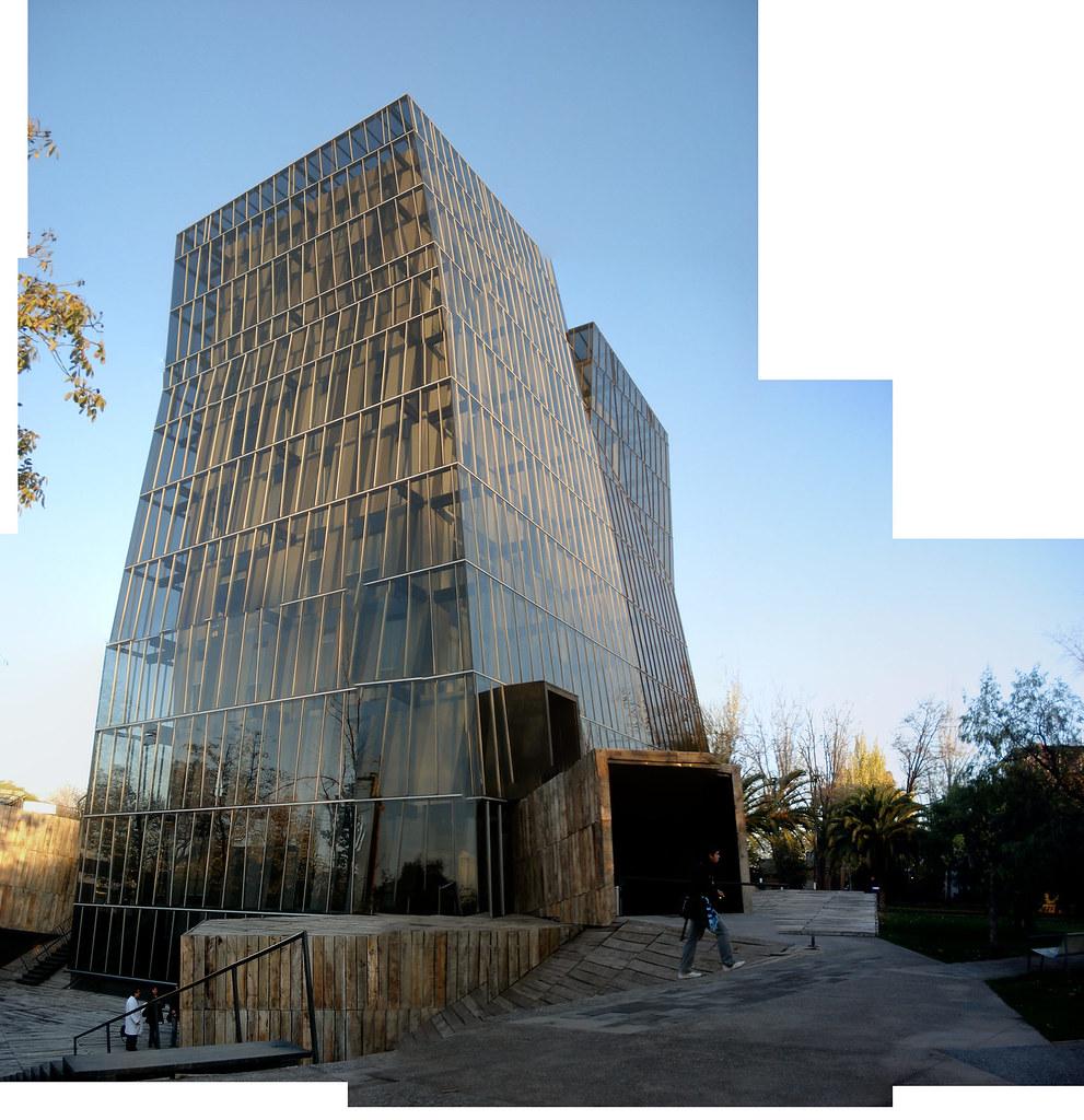 Torres siamesas arquitecto alejandro aravena campus for Alejandro aravena arquitecto