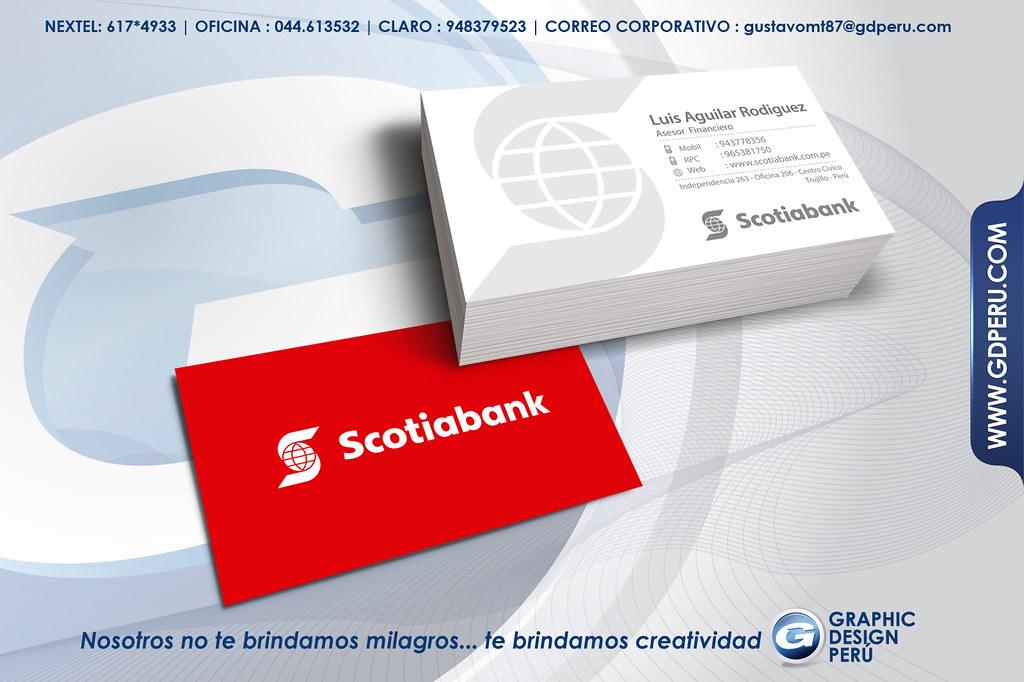scotiabank - tarjetas personales