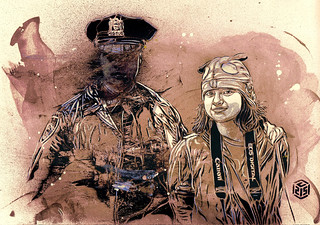 "C215 - ""Occupy Wall Street"" 