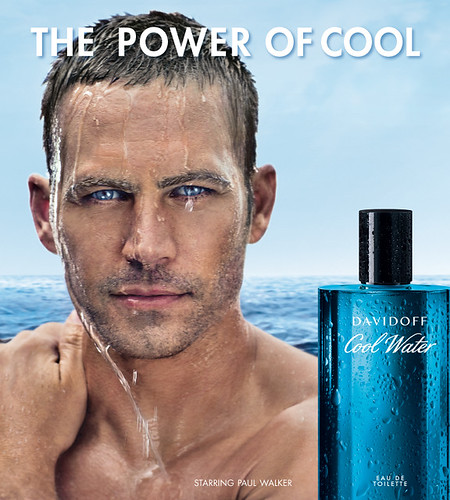 Davidoff Cool Water Vaporisateur Vs Natural Spray