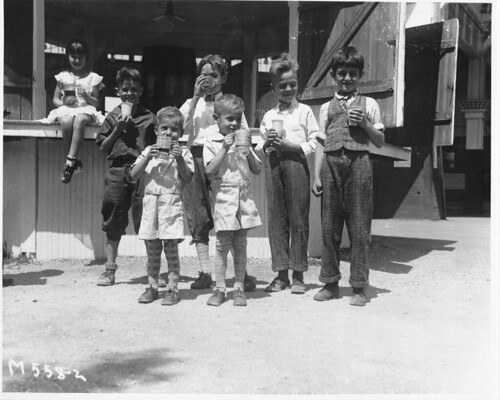 Children at Fairyland Park, 1930 | by Kansas City Public Library
