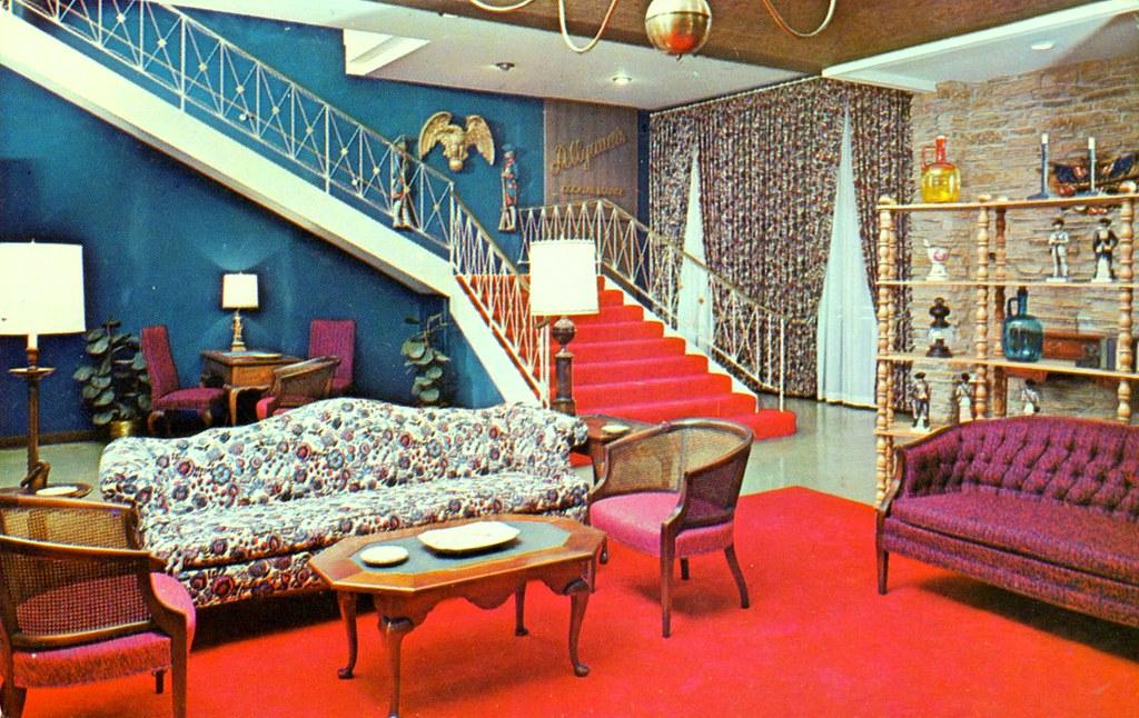O'Hare Concord Motor Inn - Des Plaines, Illinois