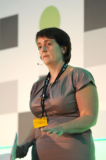 Cait O'Riordan - AOP Summit 2011 | by Association of Online Publishers