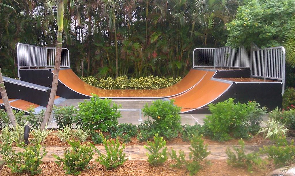 ... Florida Backyard Skatepark | by American Ramp Company ARC Skateparks - Delray, Florida Backyard Skatepark American Ramp Company ARC