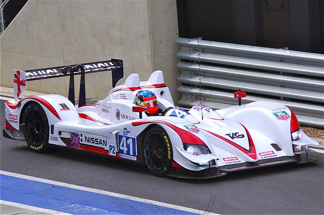 Greaves motorsport 39 s zytek z11sn nissan driven by ojjeh for Dave smith motors hours