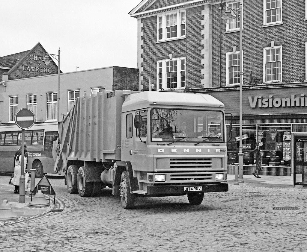 Cleaning Up Horsham This Dennis Of Horsham District