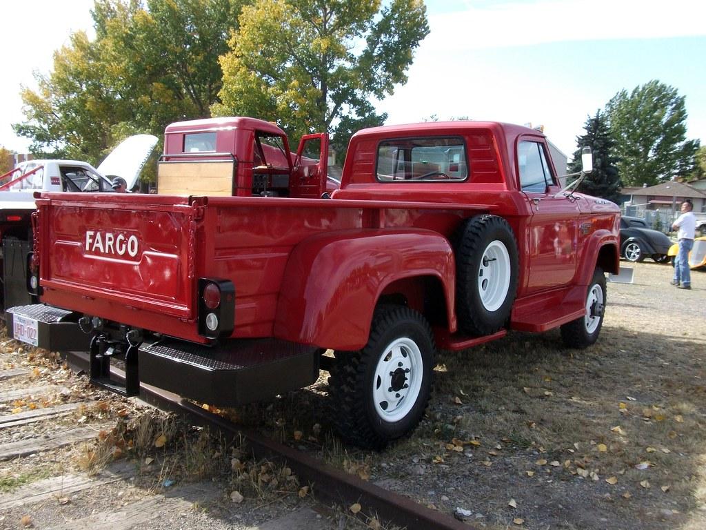 1967 Fargo W300 Power Wagon 1967 Fargo W300 Power Wagon