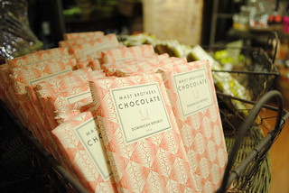 Mast Brothers chocolate at the Chelsea Market | by AlexiUeltzen