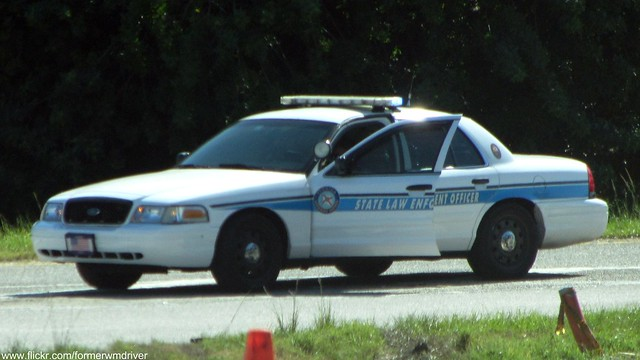 Florida Highway Patrol Fhp Former Fdot Vehicle