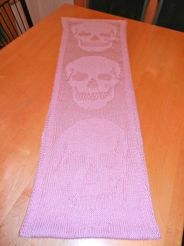 Skull Scarf! | by amy_elizabeth_west